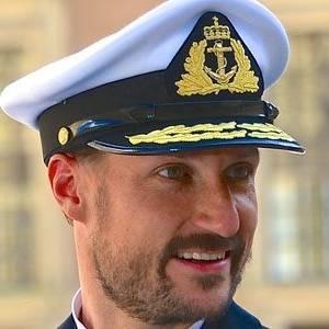 Haakon Crown Prince of Norway